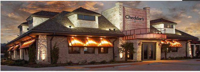 Cheddar's Guest survey