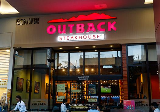 Outback Steakhouse Guest Experience Survey