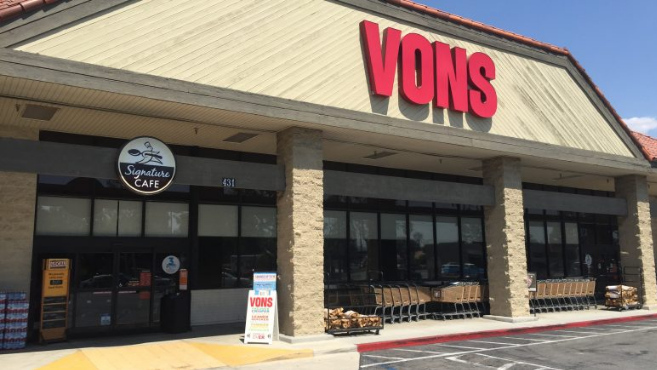 VONS Cutomer Survey