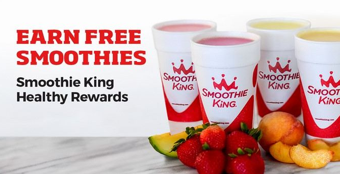 Earn Free Smoothies