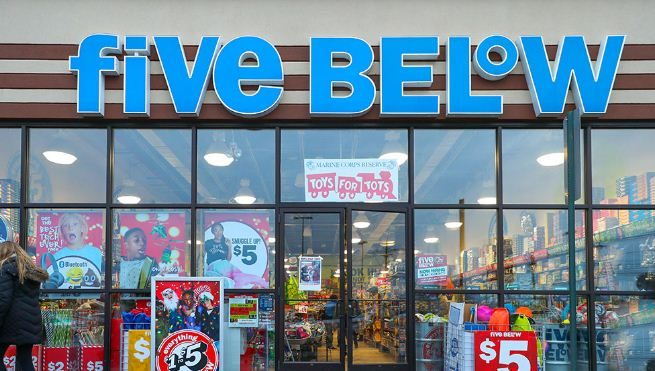 five below Guest Feedback Survey