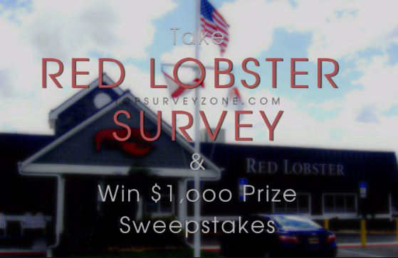 Red Lobster Guest Survey