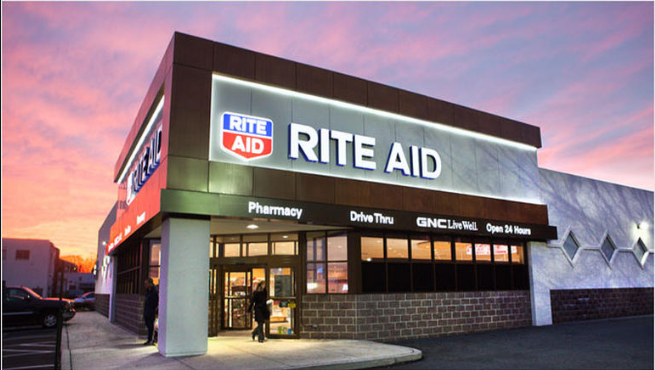 Rewards of Rite Aid