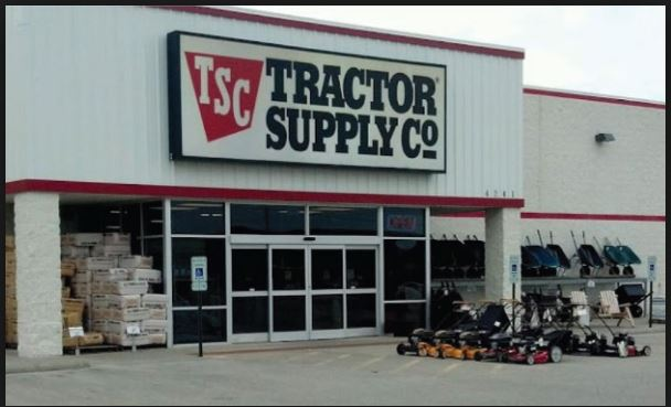 tractor supply customer survey