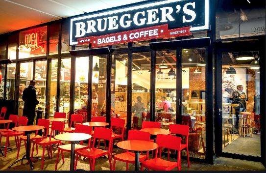 Brueggers About