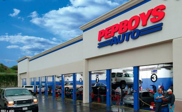 Pep boys customer survey