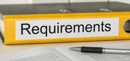 Superior grocers Requirements