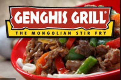 Genghis Grill Survey