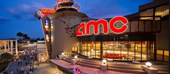 amc theatres Survey