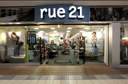 rue21 customer Survey